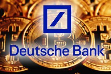 Deutsche Bank'tan çok önemli Bitcoin açıklaması