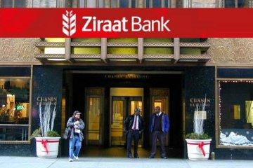 Ziraat Bankası 44 bankadan 1.44 milyar dolar borçlandı