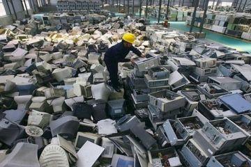 Elektronik atık miktarı 44,7 milyon metrik tona ulaştı