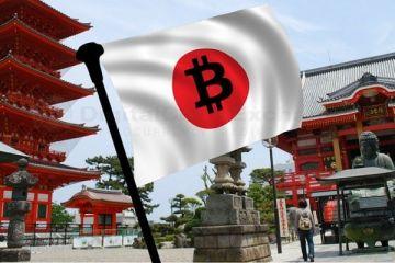 Bitcoin, Japonya'nın yakın izlemesinde