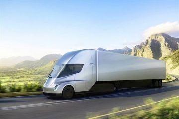 Tesla Semi için rekor sipariş