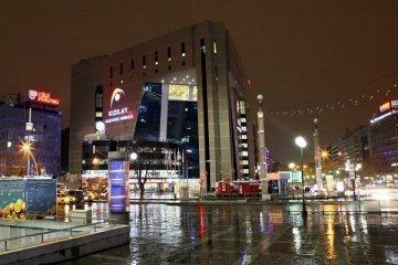 Yılbaşı kutlamaları Ankara'nın kalbinde de yasaklandı