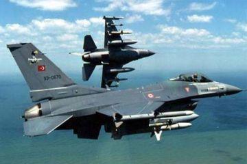 F-16 ve Özel Kuvvetler, sınırda UFO kovaladı