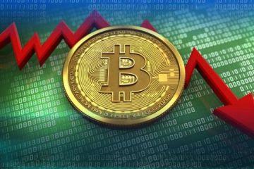 Bitcoin 8 bin doların altında
