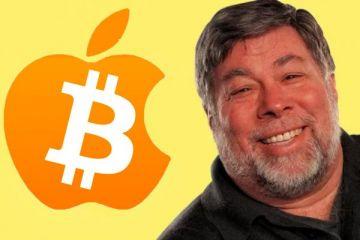 Apple'ın kurucularından Wozniak'tan bitcoin açıklaması