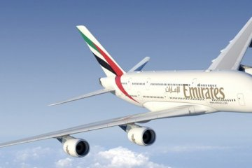 Emirates'ten Airbus'a dev sipariş