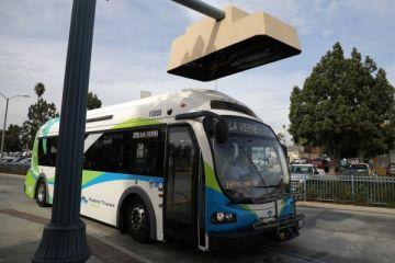 2025'e kadar otobüslerin yarısı elektrikli olacak