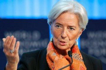 Lagarde: Euro Bölgesi yüzde 8-12 arasında daralacak
