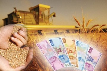 Tarımsal girdi fiyat endeksi yıllık yüzde 8,11 arttı