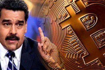 Venezuela kendi bitcoin'i Petro'yu satışa çıkardı