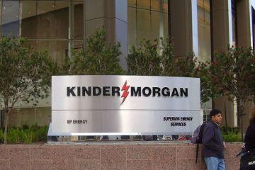 Kinder Morgan ilk çeyrek bilançosunu açıkladı