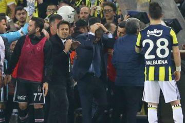 Fenerbahçe - Beşiktaş derbisi kaldığı yerden seyircisiz oynanacak