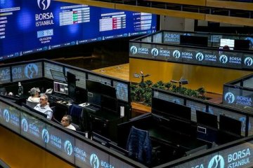 Borsa, günün ilk yarısında 93.000 puanı aştı