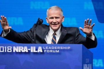 ABD'nin en büyük silah lobisinin yeni başkanı
