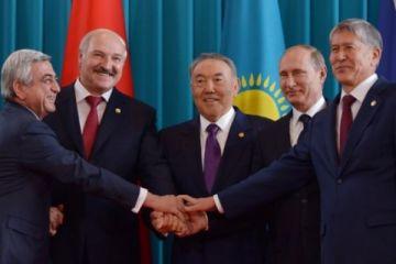 Avrasya Ekonomik Birliği ülkeleri Rusya'da toplandı