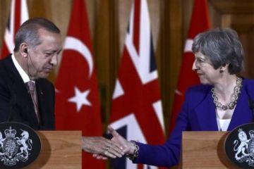 Daily Telegraph: Erdoğan'ı ağırlamak İngiltere'nin çıkarına