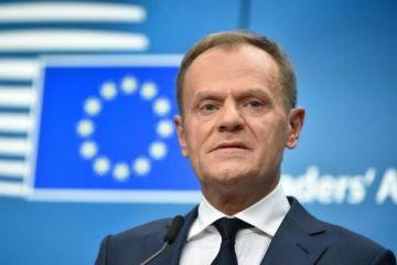 AB Konseyi Başkanı Tusk'tan ABD yönetimine eleştiri