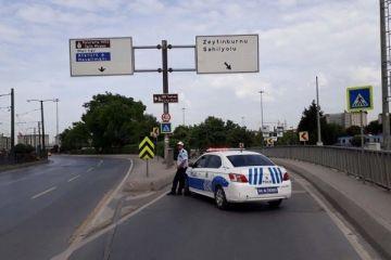 Kudüs mitingi nedeniyle İstanbul'da bazı yollar trafiğe kapalı