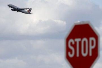 İstanbul'da 10 saatlik uçuş yasağı