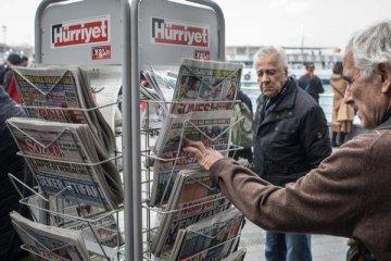 Hürriyet Gazetesi'nin ilk 6 aylık zararı dudak uçuklattı