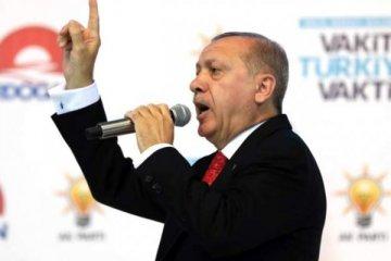 Erdoğan: Biz ABD'den paramızla silah alamıyoruz