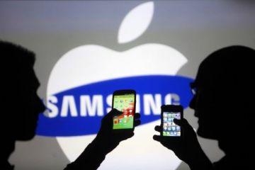 Samsung Apple'a kaybetti, 539 milyon dolar ödeyecek!