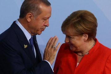 """""""Merkel'in Erdoğan'ı daveti sözkonusu değil"""""""
