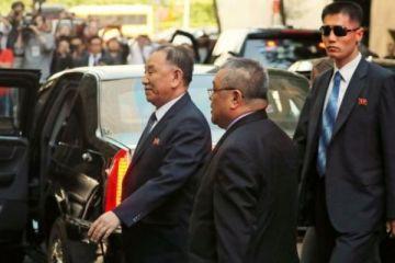 Kuzey Kore liderinin sağ kolu ABD'de