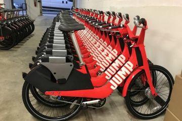 UBER şimdi de bisiklet kiralayacak