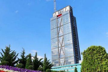 Türk Telekom'un yeni genel müdürlük binası açıldı
