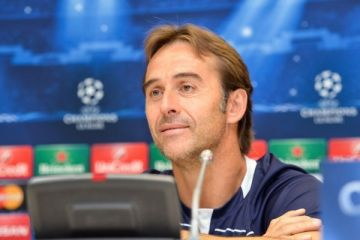 Real Madrid'in yeni teknik direktörü Julen Lopetegui