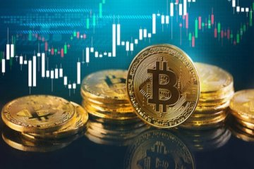 Bitcoin 9 bin doları geçti