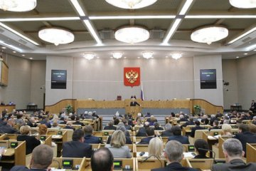 Rusya'da KDV artışına Duma'dan destek