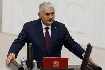 AK Parti'nin Meclis Başkanı adayı Binali Yıldırım