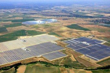 Güneş enerjisi santralinin kabloları çalındı