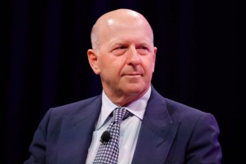 Goldman Sachs'in yeni CEO'su belli oldu