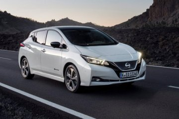 Nissan Leaf Avrupa'nın en çok satan elektrikli otomobili oldu
