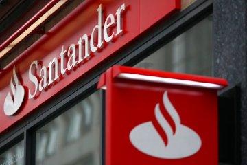 Avrupa'nın en büyük bankalarından Santander'in karı azaldı