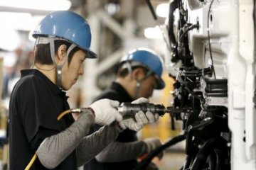 Japonya'da ücretler son 21 yılın en hızlı artışını gösterdi