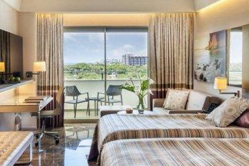 Otel ve konaklama tesislerindeki geceleme yüzde 27 arttı