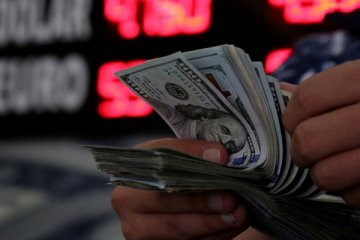 Dolar S-400 haberleriyle yükselmeye başladı
