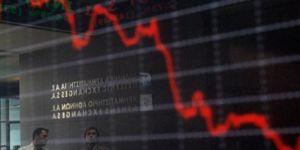Atina Borsası'nda kayıp büyüyor