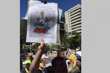 Nusr-Et protestoları ABD'ye sıçradı