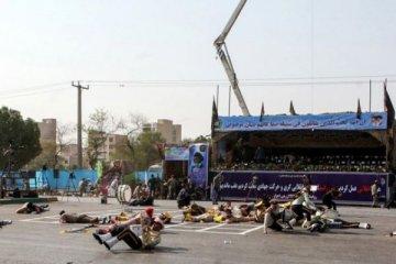 İran'da askeri geçit törenine saldırı: En az 24 ölü
