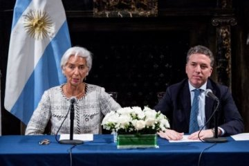 Arjantin, IMF tarihindeki en büyük krediyi aldı: 57 milyar dolar
