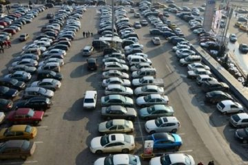 Haciz veya vergi borcu olan otomobiller yediemin otoparklarını doldurdu