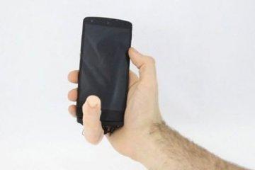 Akıllı telefonlarla uyumlu robot parmak geliştirildi