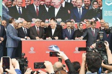 İstanbul ve Kocaeli yeraltından birleşiyor