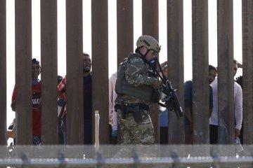 ABD, Meksika sınırını kapattı