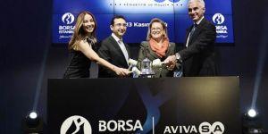 Avivasa 1800 yeni yatırımcı ile borsada
